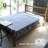 GRAND VIEW BED (グランドビュー ベッド) QUEEN(クイーンサイズ) ACME(アクメ) 送料無料