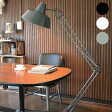 インパクトのあるフロア照明♪ MARTTI FLOOR LAMP(マルティフロアランプ) フロアライト HERMOSA(ハモサ) EN-017 全4色(GY/WH/BK/SV) 送料無料