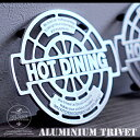 Aluminum trivet(アルミニウムトリヴェット)鍋敷き100-017 DULTON(ダルトン)