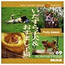 大日本スクリーン 〔Win・Mac版〕 MIXA IMAGE LIBRARY Vol.69 いたずら子犬 & おすまし子猫[MIXAVOL.69]