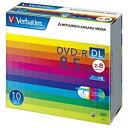 Verbatim バーベイタム データ用DVD-R ホワイト DHR85HP10V1