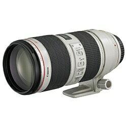 【送料無料】 キヤノン 交換レンズ EF70-200mm F2.8L IS II USM【キヤノンEFマウント】【日本製】[EF70200LIS2]