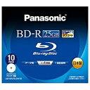 パナソニック Panasonic LM-BR25LDH10 1-4倍速対応 データ用Blu-ray ...