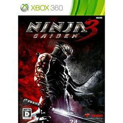 コーエーテクモゲームス NINJA GAIDEN 3 通常版【Xbox360ゲームソフト】[NINJAGAIDEN3]