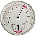ドリテック dretec 温湿度計 O-310WT(ホワイト)[O310]