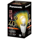 パナソニック LDA7LCDW 調光器対応LED電球 (クリア電球形・全光束485lm/電球色相当・口金E26) LDA7L/C/D/W