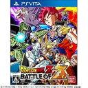 【送料無料】 バンダイナムコエンターテイメント ドラゴンボールZ BATTLE OF Z【PS Vitaゲームソフト】