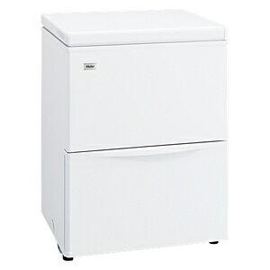 【標準設置費込み】 ハイアール チェスト式冷凍庫 (110L) JF-ND110F-W ホワイト[JFND110F]