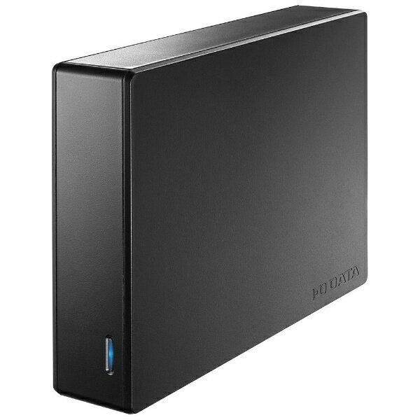 【送料無料】 IOデータ 外付ハードディスク [USB3.0・3TB] 電源内蔵モデル HDJA-UTシリーズ(ブラック) HDJA-UT3.0[HDJAUT3.0]