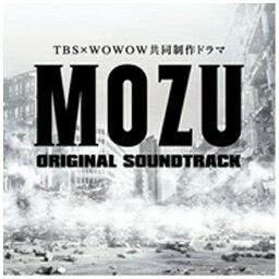 ソニーミュージックディストリビューション (オリジナル・サウンドトラック)/TBS×WOWOW共同制作ドラマ「MOZU」オリジナル・サウンドトラック 【CD】