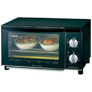 象印マホービン オーブン トースター ブラック