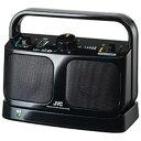JVC ジェイブイシー SP-A850 テレビ用スピーカー みみ楽 ブラック [防水][SPA850B]