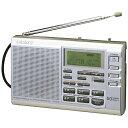 【送料無料】 ソニー 【ワイドFM対応】FM/MW/SW(短波)/LW(長波) 携帯ラジオ ICF-SW35[ICFSW35]