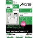 エーワン カラープリントラベル 〜3.5MO&FD用〜(A4サイズ・6面・100シート) 28769