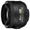 ニコン Nikon カメラレンズ AF-S DX Nikkor 35mm F1.8G【ニコンFマウント(APS-C用)】 AFSDX35MMF18G