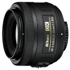 【あす楽対象】【送料無料】 ニコン AF-S DX Nikkor 35mm F1.8G【ニコンFマウント】