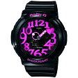 【送料無料】 カシオ Baby-G(ベイビージー) 「Neon Dial Series(ネオンダイアルシリーズ)」 BGA-130-1BJF[BGA1301BJF]