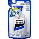 花王 Kao MEN's Biore(メンズビオレ) 泡タイプ洗顔 つめかえ泡タイプ(130ml)〔洗顔料〕