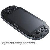 【送料無料】 ソニーインタラクティブエンタテインメント PlayStation Vita (プレイステーション・ヴィータ) 3G/Wi-Fiモデル クリスタル・ブラック 限定版(数量限定) [ゲーム機本体]
