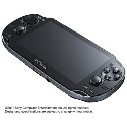 �ڤ������оݡۡ�����̵���ۥ��ˡ�����ԥ塼��PlayStationVita3G/Wi-Fi��ǥ륯�ꥹ���롦�֥�å������ǡʿ��̸����[PCH1100A]