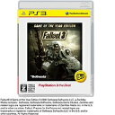 ベセスダソフトワークス Fallout 3: Game of the Year Edition PlayStation3 the Best【PS3ゲームソフト】 FALLOUT3:GAMEOFTHEYE