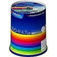【あす楽対象】 三菱化学メディア 1-16倍速対応データ用DVD-Rメディア(4.7GB・100枚) DHR47JP100V3