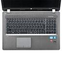 サンワサプライ ノートPC用キーボードカバー(HP ProB...