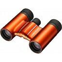 ニコン 8倍双眼鏡 「アキュロン T01(ACULON T01)」(オレンジ) 8×21[ACT018X21O]
