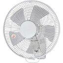 【送料無料】 三菱 壁掛け式扇風機 (5枚羽根) K30-YQ-W ピュアホワイト[K30YQ]