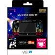 キーズファクトリー シリコンカバーコレクション for ニンテンドーWii U GamePad タイプB【Wii U】