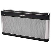 【送料無料】 BOSE ブルートゥーススピーカー SoundLink (シルバー) speaker III SLink BT III[SLINKBTIII]