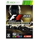 コードマスターズ F1 2013 コンプリートエディション【Xbox360ゲームソフト】[F12013COMPLETEEDITIO]