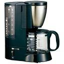 楽天:EC-AS60 象印マホービン ZOJIRUSHI EC-AS60 コーヒーメーカー 珈琲通 ステンレスブラック[ECAS60]