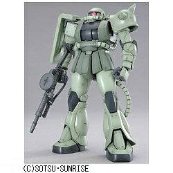 バンダイ BANDAI MG 1/100 MS-06J ザクII Ver2.0【機動戦士ガンダム】