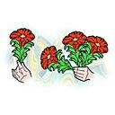テンヨー 【アイテムマジック】かわいい花