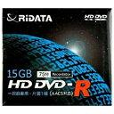 RIDATA 録画用 HD DVD-R 1倍速 15GB 1枚 70H5EHRDA0002
