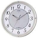 【送料無料】 リズム時計 ソーラー電波掛け時計 「エコライフ」 4MY788-003[4MY788003] 【メーカー直送・代金引換不可・時間指定・返品不可】