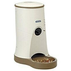 【送料無料】 山佐時計計器 わんにゃんぐるめ ペット自動給餌器 CD600 BE〔ケア用品・雑貨〕