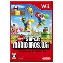 任天堂 New スーパーマリオブラザーズ Wii【Wii】