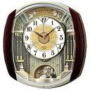 セイコー SEIKO 電波からくり時計 「ウェーブシンフォニー」 RE564H