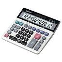 【送料無料】 カシオ 加算器方式電卓 (12桁) DS-120TW[DS120TW]
