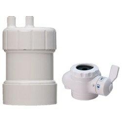 【送料無料】 キッツマイクロフィルター 据置型浄水器「ピュリフリー」 PF-W4 ホワイト[PFW4]
