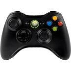 マイクロソフト Xbox 360 Wireless Controller for Windows リキッド ブラック JR9-00013[JR900013]