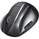 サンワサプライ ワイヤレスレーザーマウス[2.4GHz・USB] エルゴノミクス形状 (5ボタン) MA-ERGW4[MAERGW4]