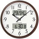 【送料無料】 カシオ 電波掛け時計 ITM-650J-5JF[ITM650J5JF]