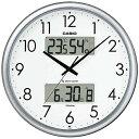 【送料無料】 カシオ 電波掛け時計 ITM-650J-8JF[ITM650J8JF]