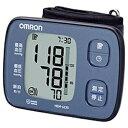 オムロン 手首式自動血圧計 HEM-6220-B ブルー[HEM6220B]