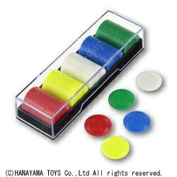 はなやま Hanayama ポーカーチップ 26mm[人気ゲーム