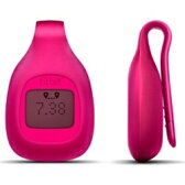 FITBIT ウェアラブル活動量計(クリップタイプ) ワイヤレス活動量計 「Fitbit Zip」 FB301M-JP マゼンタ[FB301MJP]