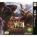 【送料無料】 カプコン モンスターハンター4 【3DSゲームソフト】